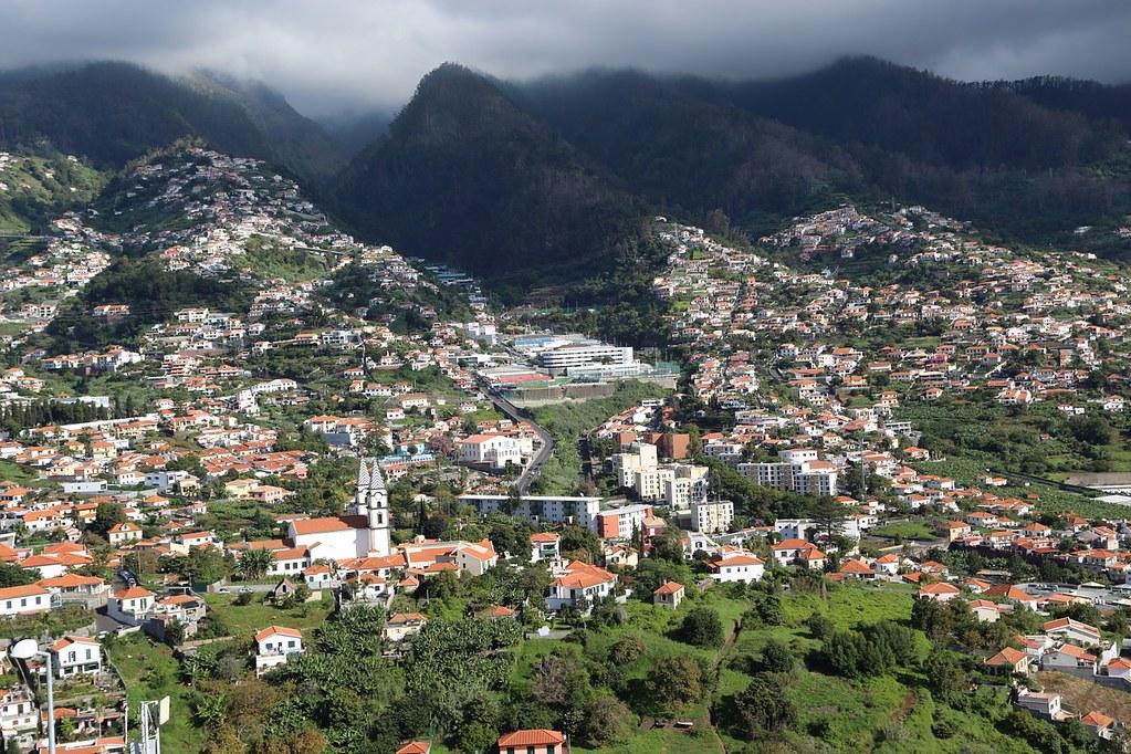 Viaje a Madeira