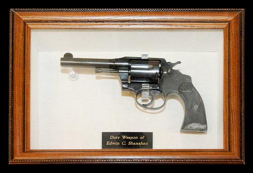 October – Duty Weapon of First Special Agent Killed in the Line of Duty