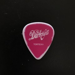Lucky Catch - Guitar Pick - The Darkness - Dolan's Limerick - October 13, 2017