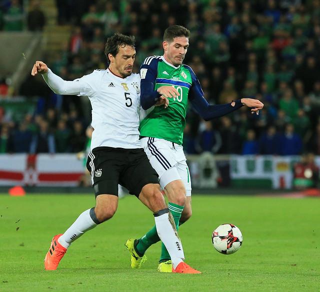 Northern Ireland v Germany