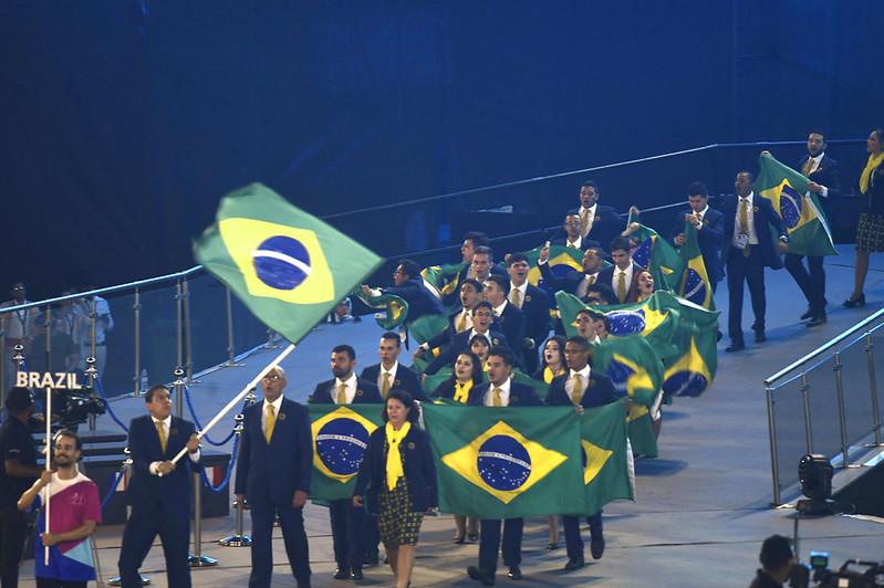 WorldSkills 2017 - Cerimônia de Abertura