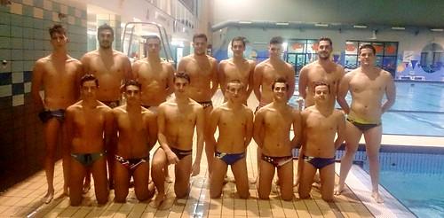 Waterpolo Dos Hermanas Primera División Nacional masculina