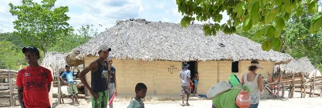 Comunidade de Alagoas; julgamento pode comprometer terras já tituladas - Créditos: EBC