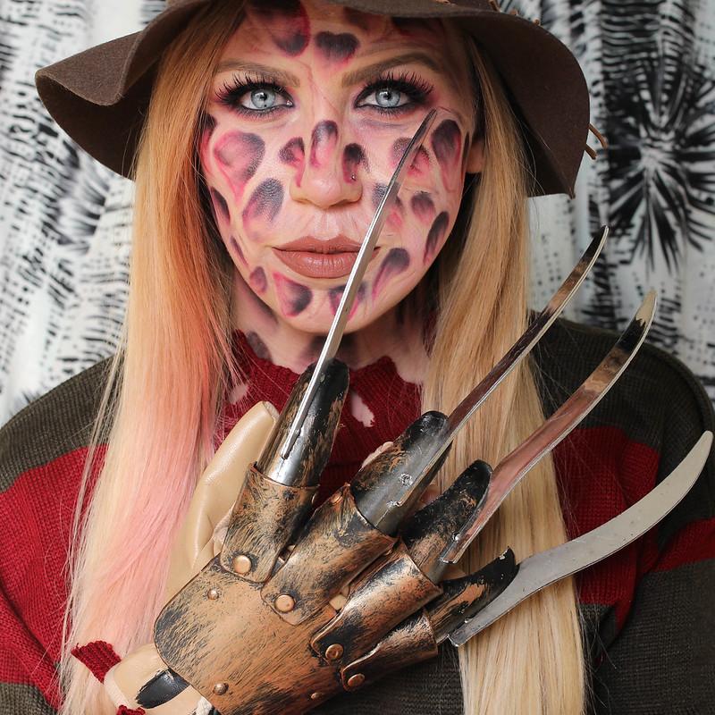 Scary Halloween Costume Girls Women