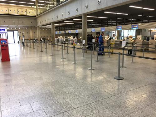15 - Terminal 1 - Frankfurter Flughafen / Frankfurt airport