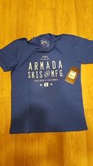 Prodám modré tričko Armada - titulní fotka