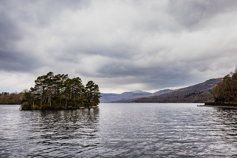 Loch Katrine - Trossaches - Ecosse