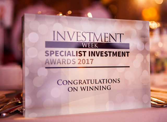 Specialist Investment Awards 2017