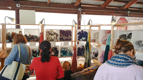 O Wool Booth