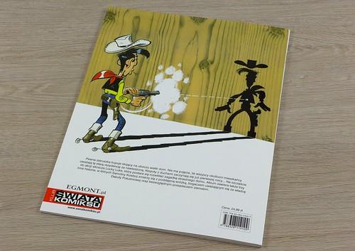 Asteriks 37 w Italii & Lucky Lucke 56 Przeklęte ranczo 04