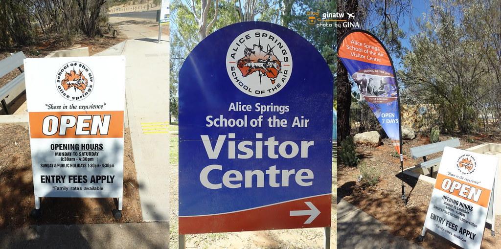 【愛麗斯泉景點】澳洲北領地 澳洲內陸空中學院 (School of Air)來看看澳洲偏遠地區的小朋友怎麼上課! @GINA環球旅行生活 不會韓文也可以去韓國 🇹🇼
