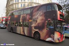 Wrightbus NRM NBFL - LTZ 1161 - LT161 - Coca-Cola - Hammersmith 9 - RATP Group - London 2016 - Steven Gray - IMG_5050