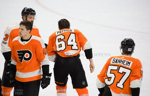 Flyers vs Bruins (Sept. 28, 2017)