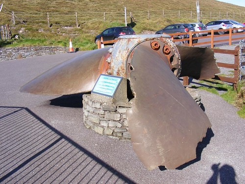 Propeller from the steamship Irada