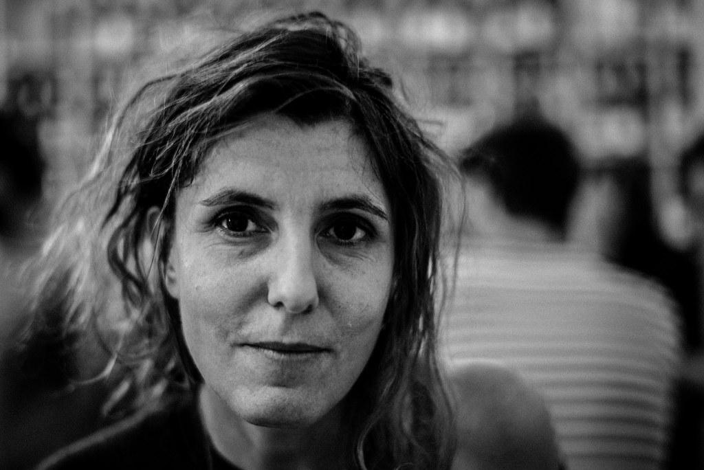 woman of my life - paris  - octobre 2017