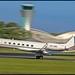 CS-DKI Gulfstream G550 c/n 5166 NetJets Transportes Aereos (EGLF) 24/09/2017