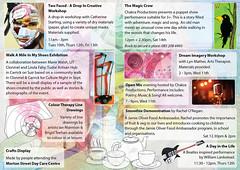 Nest Space 17  brochure spread