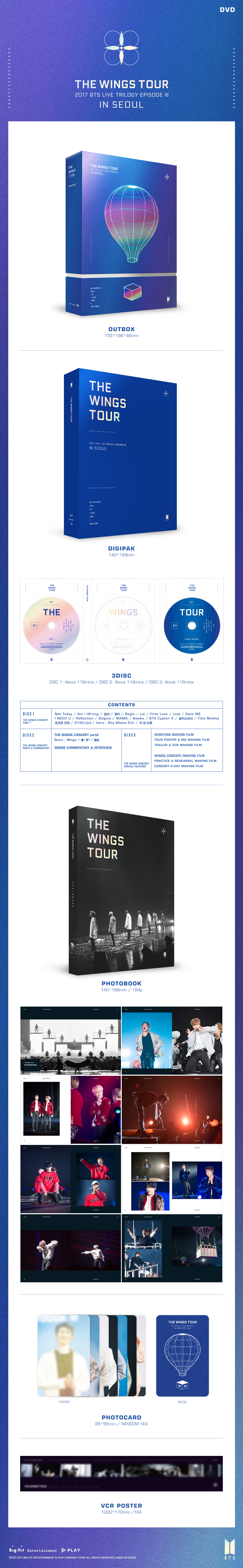 Watch bts wings tour seoul dvd