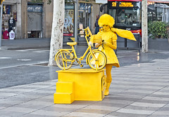 Yellow as can be(e) - Barcelona