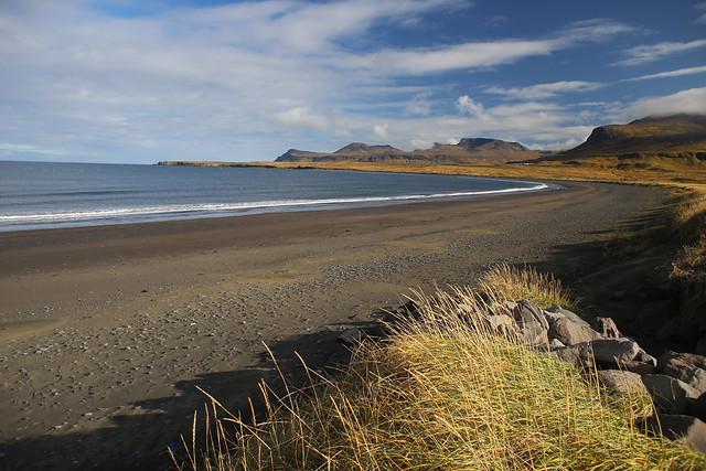 The coast near Ólafsvík