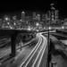 Seattle night view by yinlaihuff
