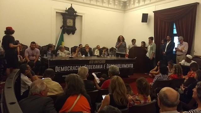 Movimentos e entidades fazem esforço de diálogo e construção de alternativas para o Brasil - Créditos: Mariana Pitasse