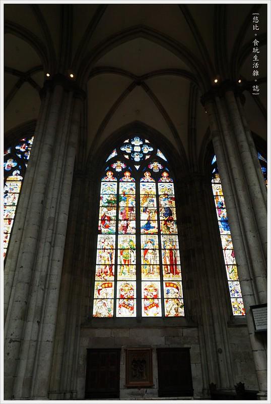 科隆大教堂-69-內部