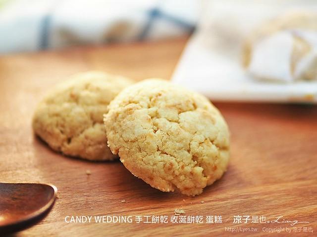 CANDY WEDDING 手工餅乾 收涎餅乾 蛋糕 51