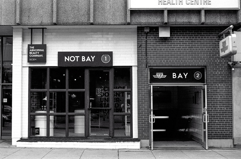 Not Bay 1 Bay 2