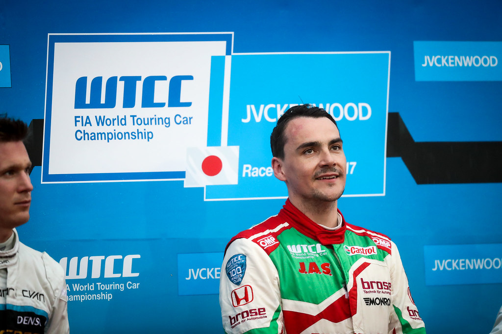 MICHELISZ Norbert (hun) Honda Civic team Castrol Honda WTC ambiance portrait during the 2017 FIA WTCC World Touring Car Championship race at Motegi from october 27 to 29, Japan - Photo Alexandre Guillaumot / DPPI
