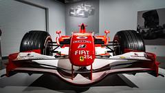 Michael Schumacher's Ferrari 248 F1 (2006 season)