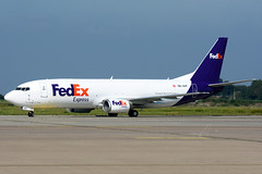 OE-IAP | Boeing 737-4M0(BDSF) | FedEx