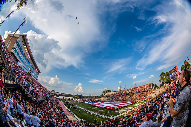 TROY's Salute to the Military