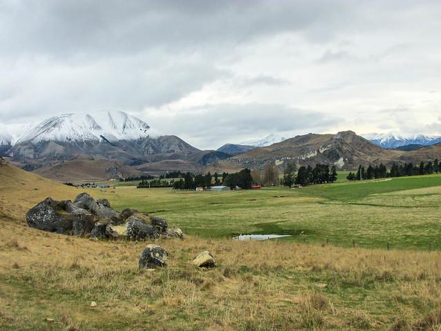 NZ Scene. Castle Hill., Canon POWERSHOT SX170 IS