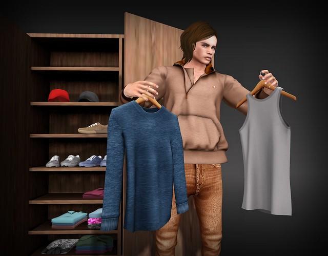 Fall Closets