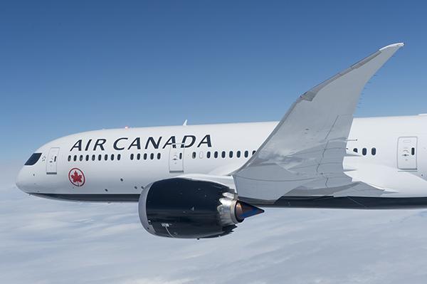 Air Canada B787-9-Wingflex (Air Canada)
