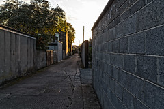 TODAY I TRIED TO LOCATE THE NEW GRANGEGORMAN TRAM STOP [I COULD NOT FIND THE ACTUAL ENTRANCE]-133082