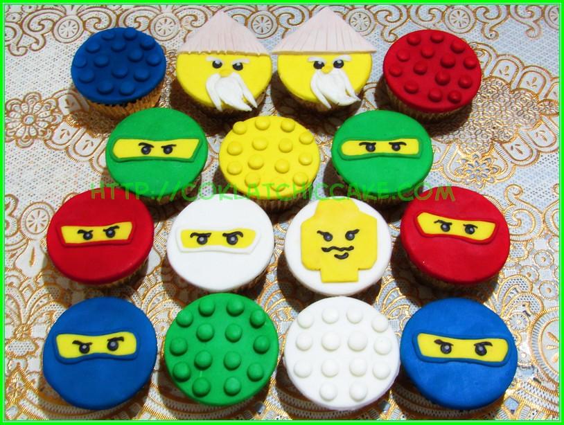 Cupcake Ninjago
