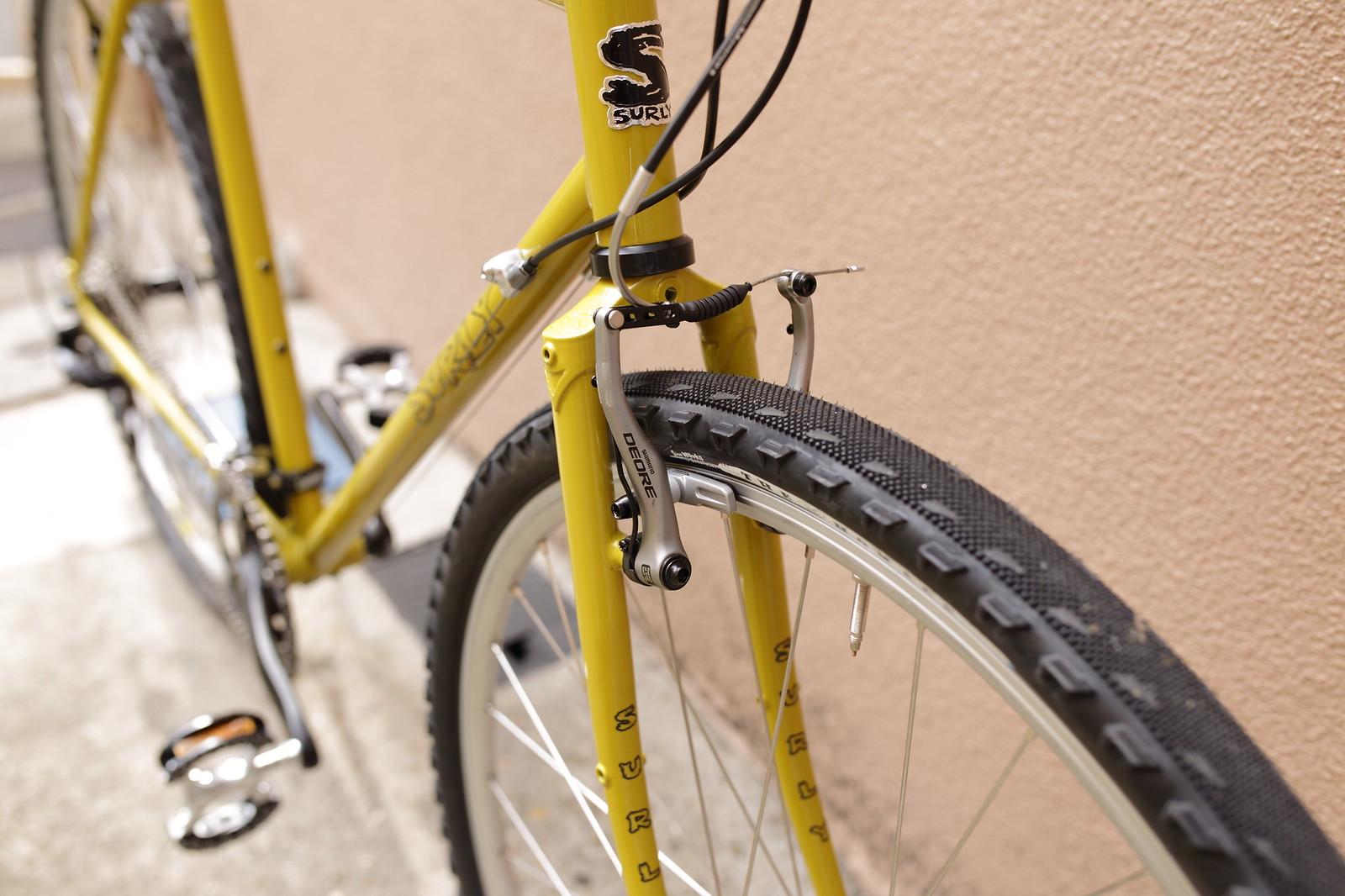 *SURLY* cross check complete bike 58