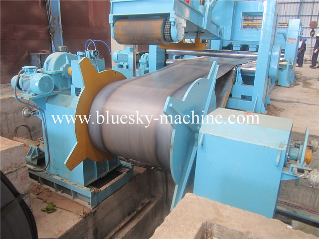 used cut to length machine
