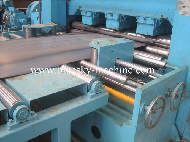 cut to length line manufacturers