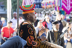 2017 Harvest Moon Festival  (958)Diabate Band