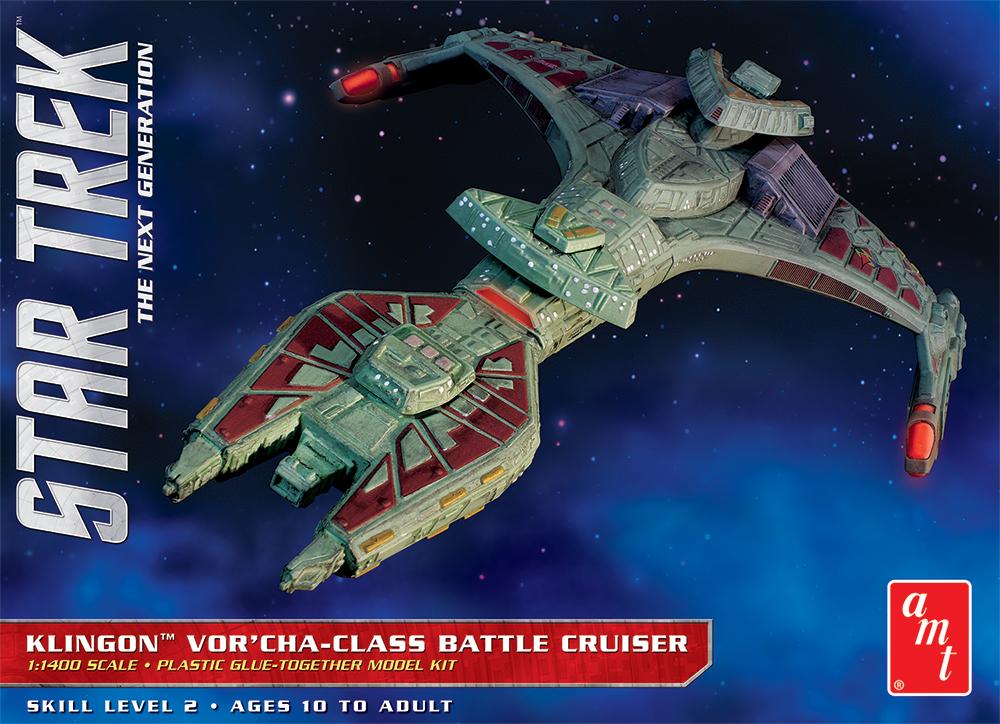 Klingon-Vorcha AMT 1-1400