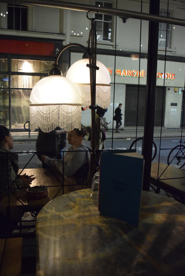 Booths at Canova Hall, Brixton | www.rachelphipps.com @rachelphipps