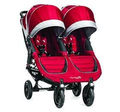Best Double Strollers Reviews and Guide : Baby Jogger 2014 City Mini GT Double Stroller