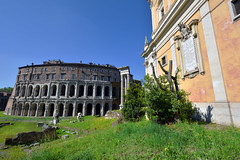 Teatro di Marcello in Rome,  Italy  -  (Selected by GETTY IMAGES)
