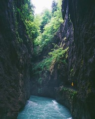 🌎 Aare Gorge, Switzerland |  Jan Peter