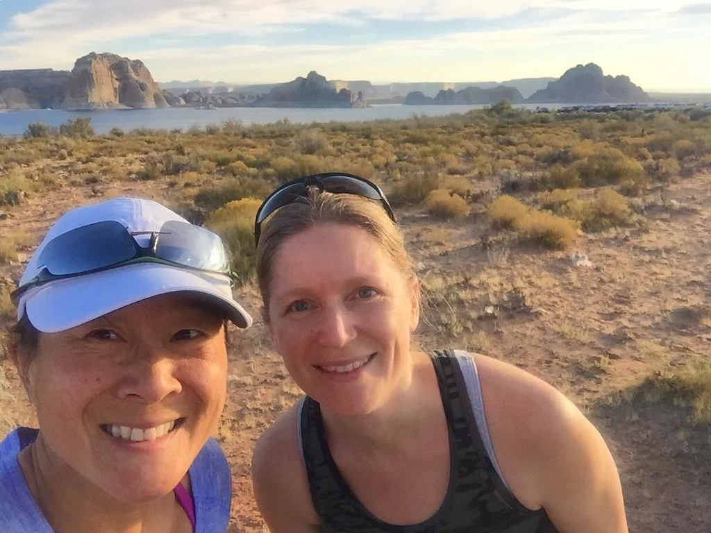 Ran From Arizona to Utah! #shirleyruns #running #runnerbliss #secondwindrunning #desert