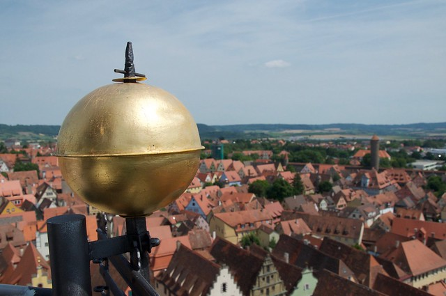 Rothenburg skyline