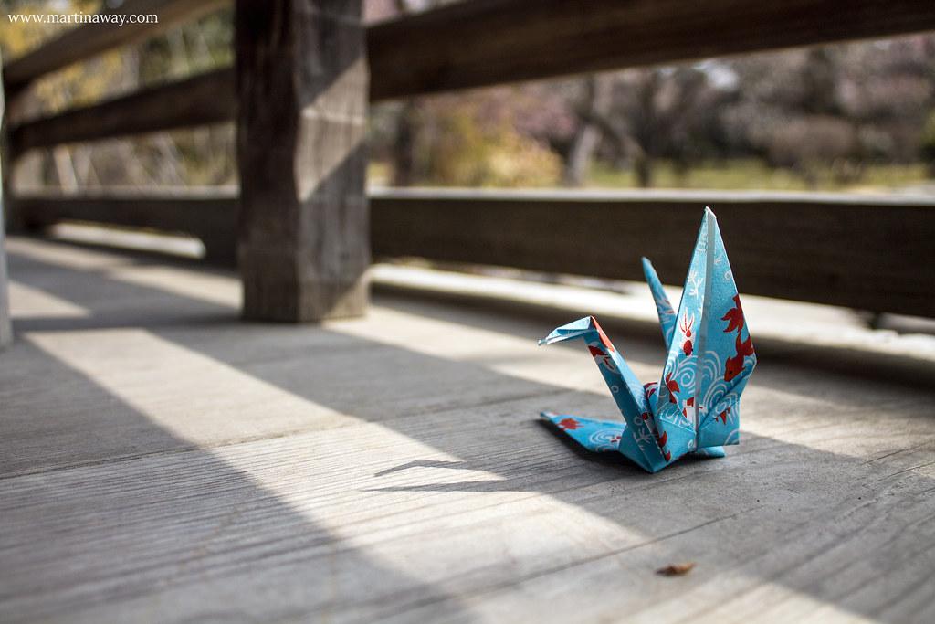 Origami a Kanazawa
